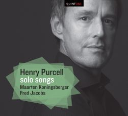 Purcell - Solo Songs