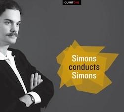 Simons conducts Simons
