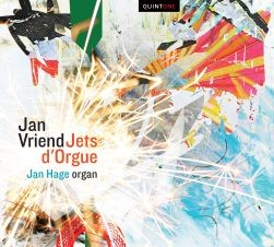 Jan Vriend - Jets dOrgue