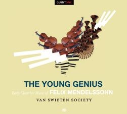 Mendelssohn – the young genius