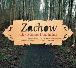 Zachow - Christmas Cantatas