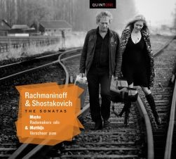 Rachmaninoff & Shostakovich - The Sonatas